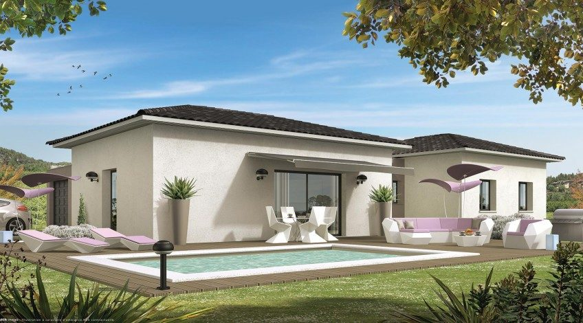 Votre villa entre Montpellier et Gignac