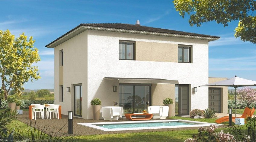 Villa contemporaine sur Martigues