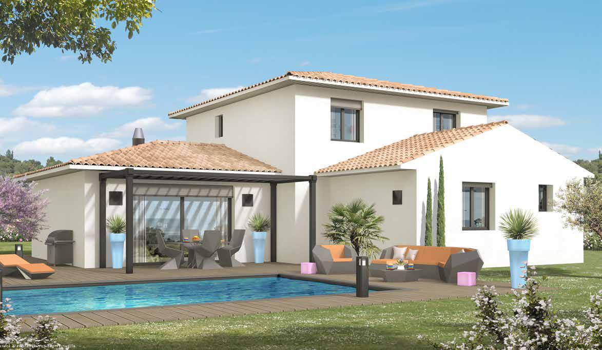 Offres Villa Contemporaine Pres De Montpellier Avenir Tradition